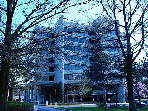 Rockville Executive Office Center III / Rockville, Maryland